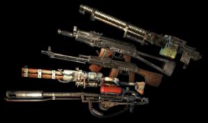 Redux Weapons Metro 2033