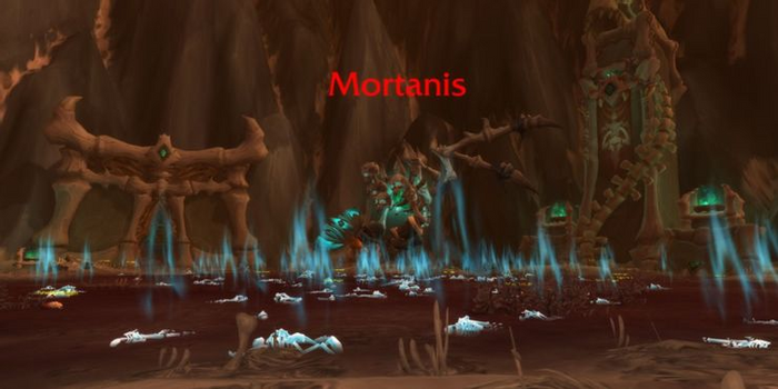 Shadowlands Mortanis World Boss Maldraxxus