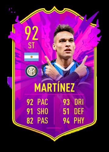 martinez future stars