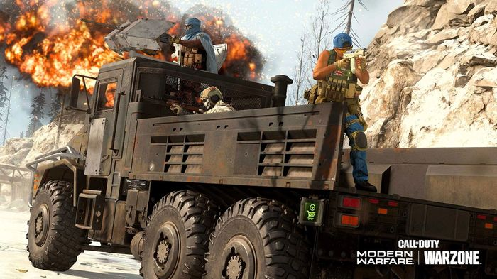 Warzone PS Plus Armored Royale Screenshot