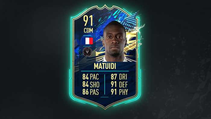 FIFA 21 SBC TOTS MLS Major League Soccer Team of the Season Ultimate How to Unlock Blaise Matuidi