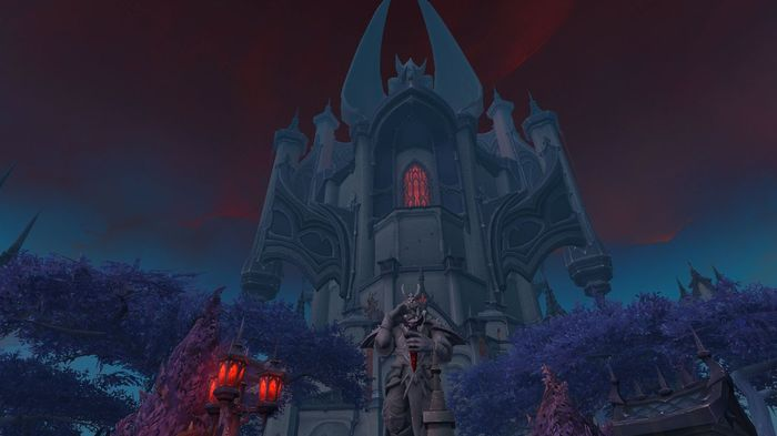 WoW Shadowlands Castle Nathria Bosses