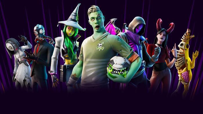 Fortnite Season 8 Halloween Event