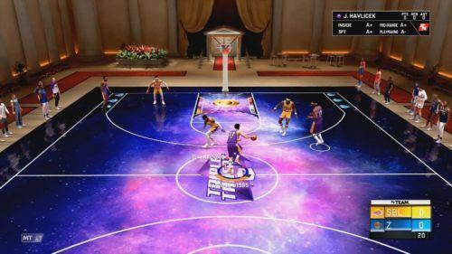 NBA Triple Threat