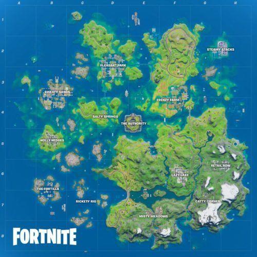 fortnite season 3 map underwater