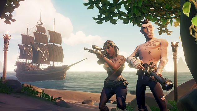 sea of thieves next gen november update