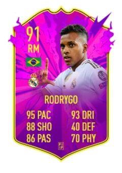 rodrygo fifa 20 future stars