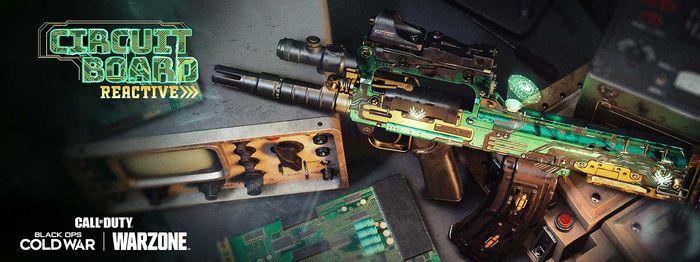 Black Ops Cold War Warzone Season 4 QBZ