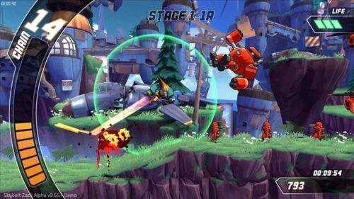 Skybolt Zack level 1A