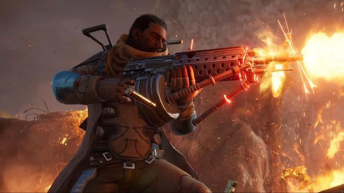 Xbox Game Pass April 2021 Outriders Shotgun