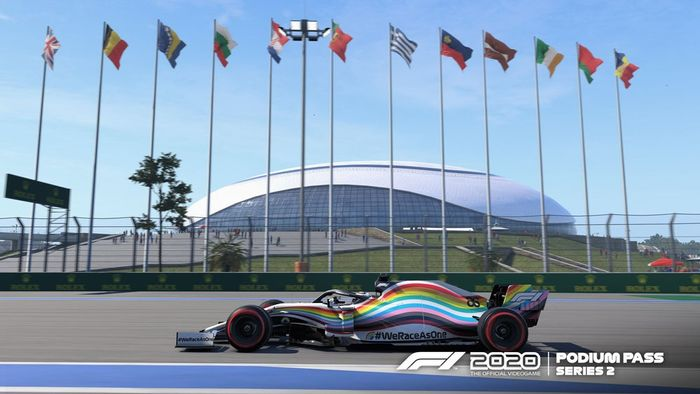F1 2020 WE RACE AS ONE 1