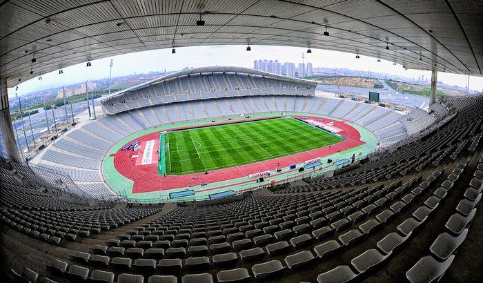 Ataturk Olympic Stadium istanbul