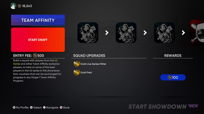 What is the fastest way to get XP in MLB The Show 21? Showdown Game Modes