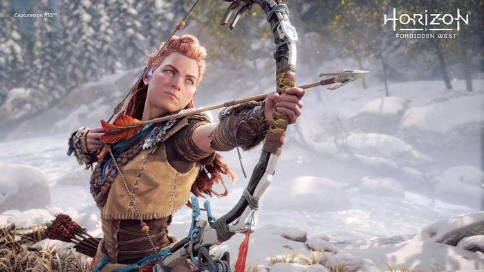 E3 2021 When Start Sony Aloy Horizon Forbidden West