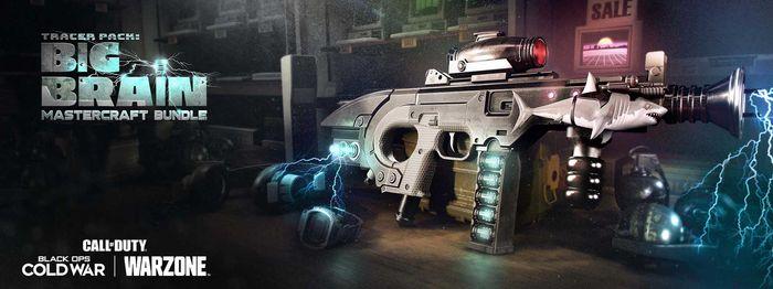Black Ops Cold War Warzone Season 4 Komodo Dragon Finishing Move