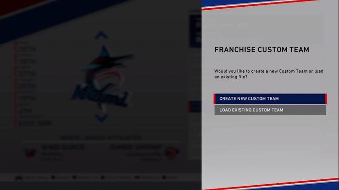 mlb the show franchise mode customization