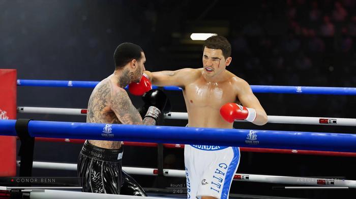ESBC release date eSports Boxing Club