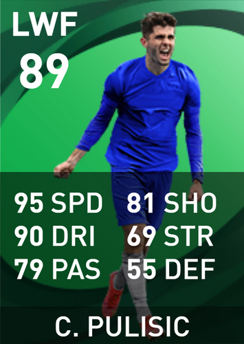 christian-pulisic-featured-player-89-pes-2021