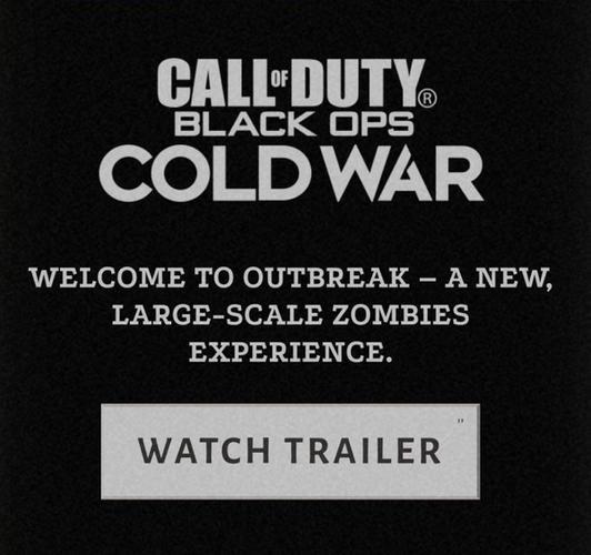 Warzone Outbreak Zombies Confirmation Leak Screenshot
