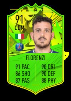 Florenzi FUT SBC