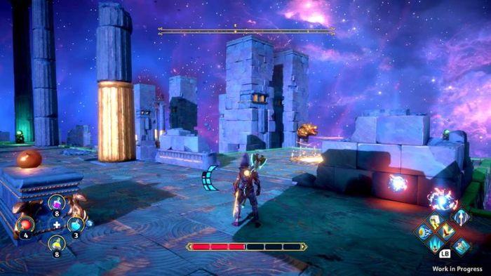 Immortals gameplay