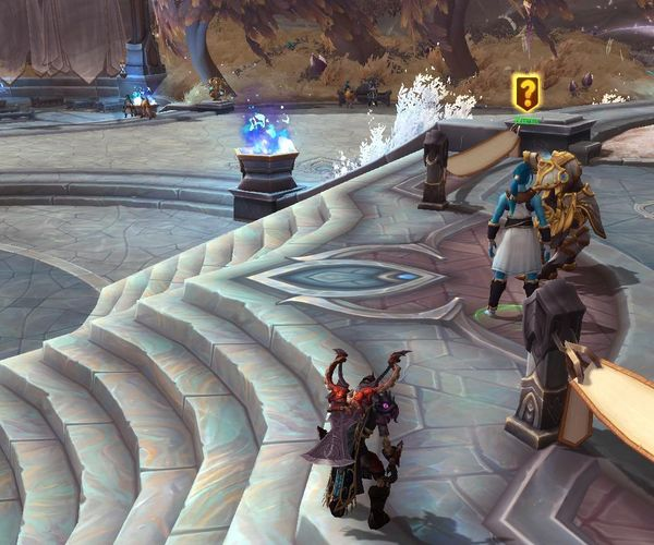 WoW Shadowlands main story quests