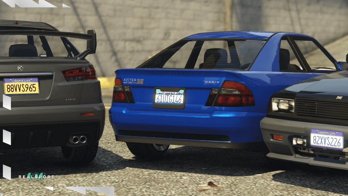 How to Get a License Plate in GTA Online
