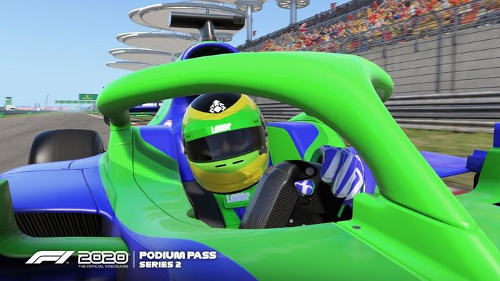 F1 2020 season 2 gloves 1