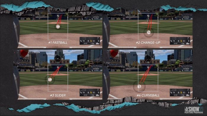 MLB The Show 21 Par feature reveal blake snell pitches