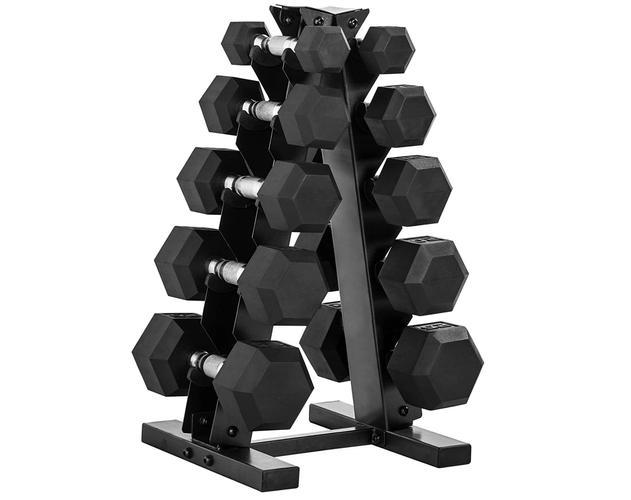Best Dumbbells Hexagon CAP Barbell