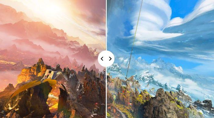 Apex Legends World's Edge Map Changes Season 10