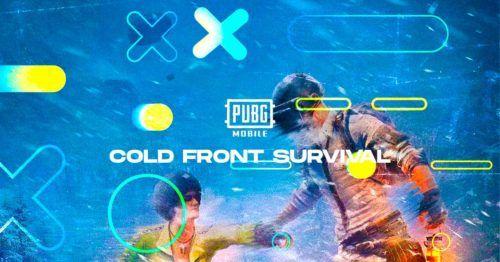 pubg mobile cold front survival season 13