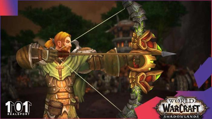 WoW Shadowlands PVP Arenas Battlegrounds Conquest