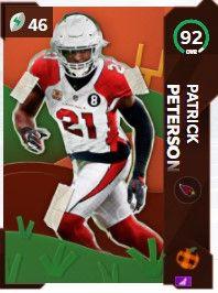 patrick peterson autumn ace mut21