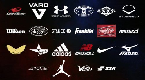 There are plenty of athletic brands to use in MLB The Show 20