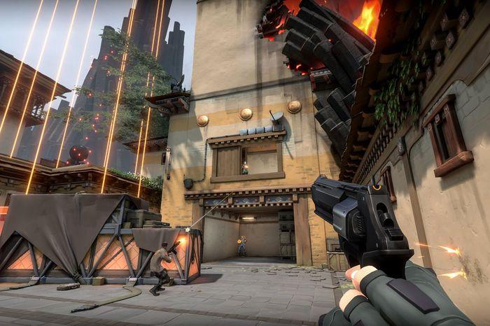 Valorant Escalation Release screenshot Pistol