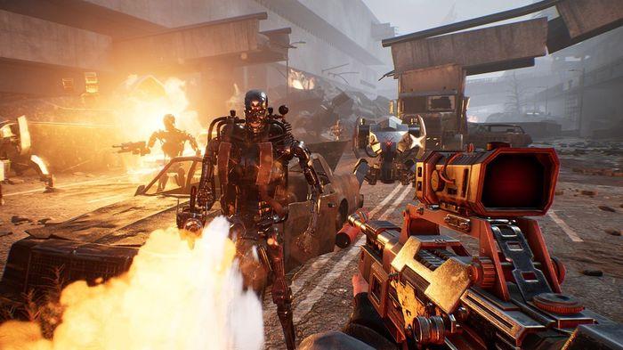 terminator resistance gameplay screenshot