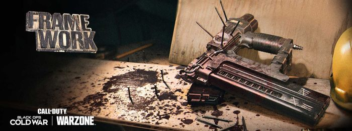 Unlock Nail Gun Black Ops Cold War Warzone Season 4