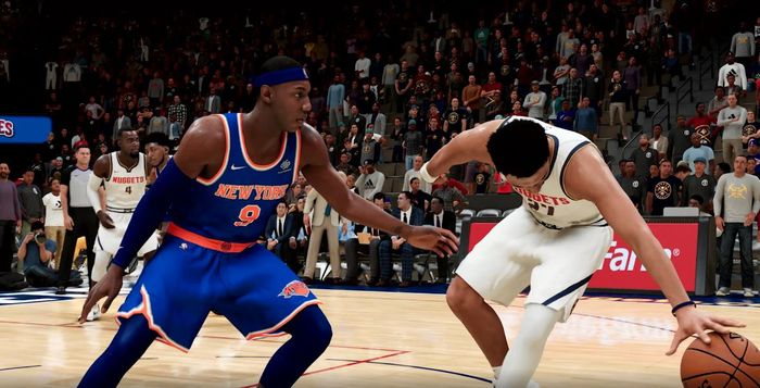 NBA 2K21 next gen defense