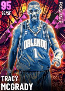 Possessed Tracy McGrady NBA 2K21 1