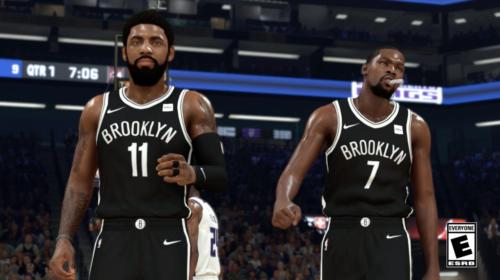 NBA 2K21 matchmaking