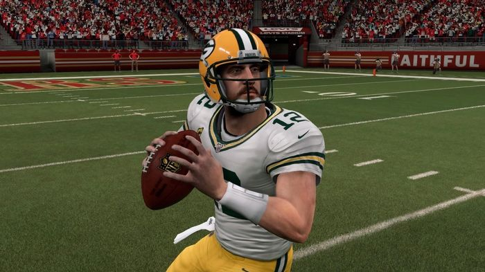 Madden 21 Roster Update Ratings Aaron Rodgers