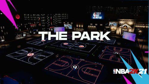 NBA 2K21 The Park 1