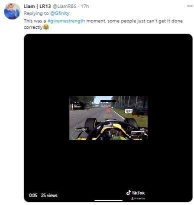 community sim racing moment