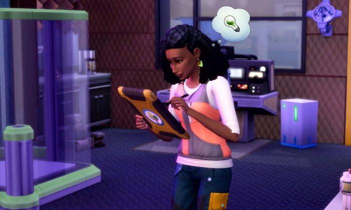 sims 4 Hobbies MAx Skill