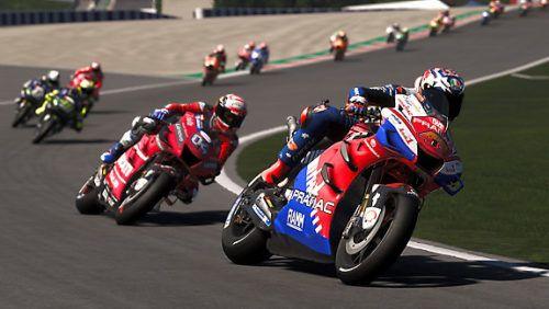 MotoGP 20 race