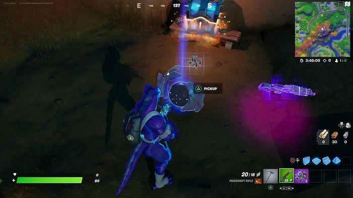 Fortnite Mythic Spire Jumpboots