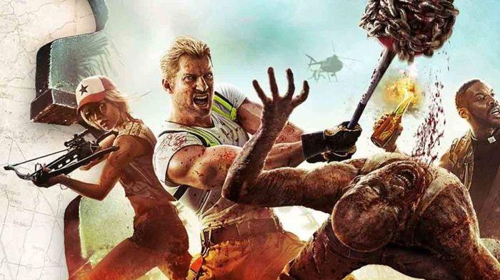Dead Island 2 Next-Gen Key Art