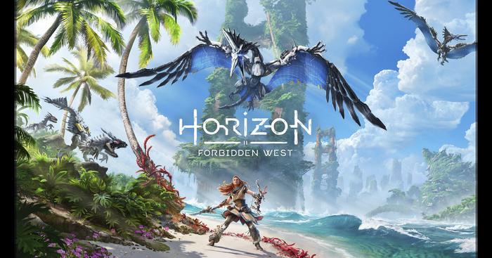 Horizon Forbidden West Key Art