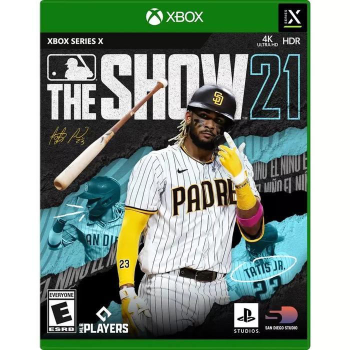 MLB The Show 21 Xbox Series X|S